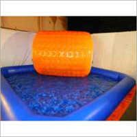 Water Roller Zorbing Ball