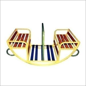 Four Seater Boat Shape Sea-Saw