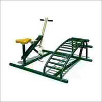 Sit Up Board And Horse Rider