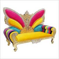 Butterfly Wedding Sofa