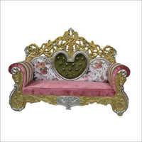 Golden Wedding Sofa