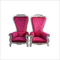 High Back Wedding Chair