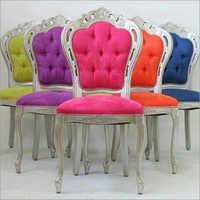 Coloured Wedding Chair