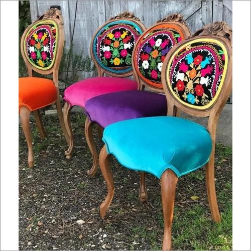 Multicolor Wedding Chair