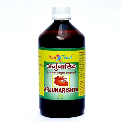 Arjunarishta Syrup