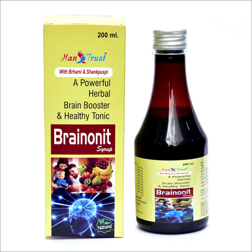 Brainonit Syrup