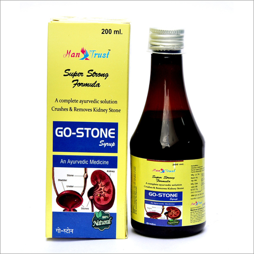 Go-Stone Syrup