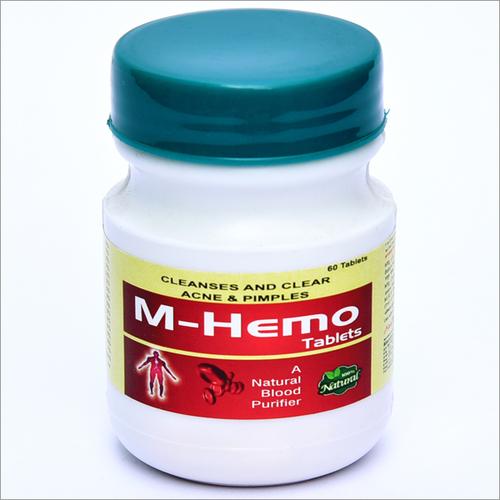 M-Hemo Tablets
