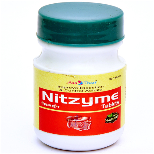 Nitzyme Tablets