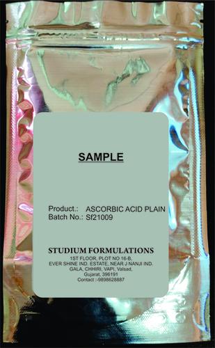 ASCORBIC ACID PLAIN