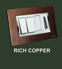 Rich Copper Plate
