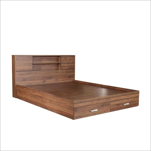 Furniture Kraft Wooden Bed