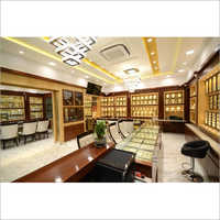 Jewellery Shops Interior Desiging Service