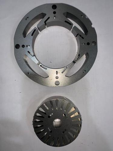 Submersible Pump Rotor And Stator Lamination