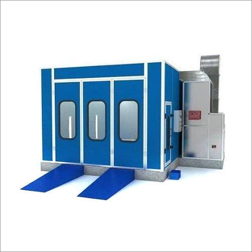 Baking Oven Paint Booth