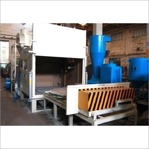 Abrasive Pressure Blast Machine