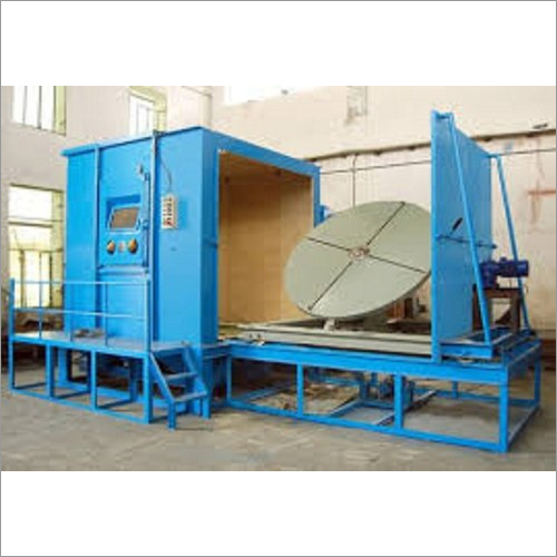 Tyre Mould Cleaning Blasting Machine