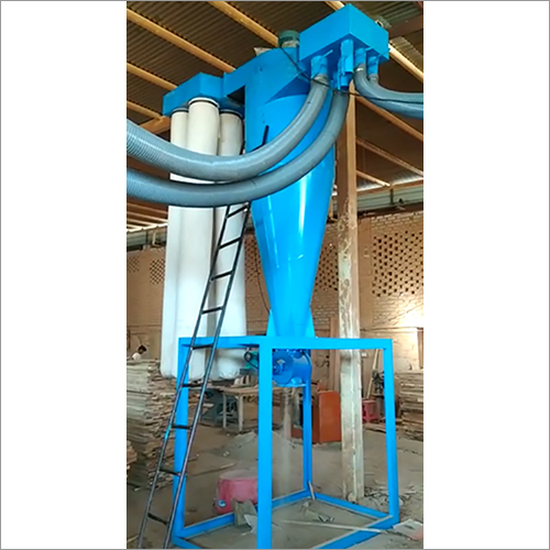 Cyclone Dust Collector for Wood