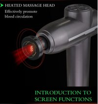 Full Body Massager With Heating System