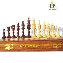 Wooden Folding Chess