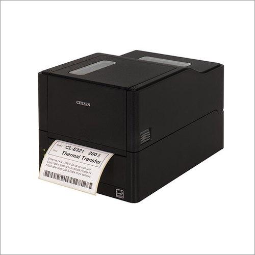 Citizen Desktop Barcode And Label Printer- CL-E321- Max Print Width 4 inches