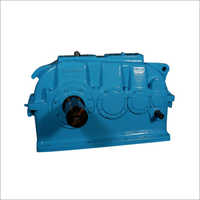 Quadruple Stage Helical Gearbox