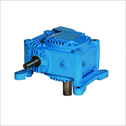 Adaptable Output Vertical Worm Gearbox