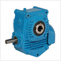 Adaptable Shaft Mounted Worm Gearbox