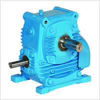 Adaptable Under Driven Worm Gearbox