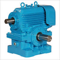 Over Driven Worm Gearbox