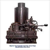 Digester Top Separator Gearbox