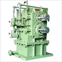 Pinion Stand Cum Gearbox For Reversing Cold Mill