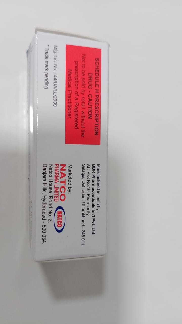 Rivaroxaban Tablet 10mg