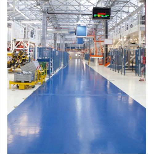 Industrial PU Floor Coating