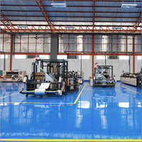 Industrial EPU Flooring