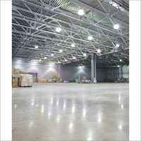 Industrial Polished Concrete Epoxy Floor Service