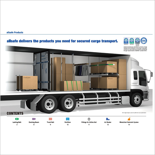 Reefer Truck Partition
