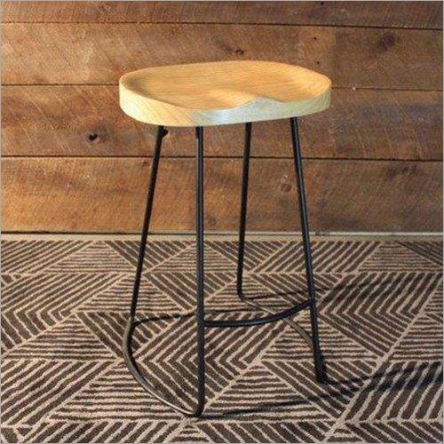 Wooden Bar Stool Chair