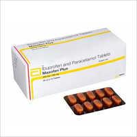 Ibrufen And Paracetamol Tablets