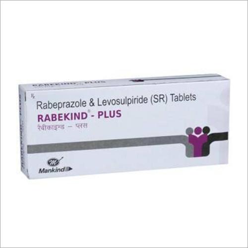 Rabeprazole And Levosulpiride (Sr) Tablets