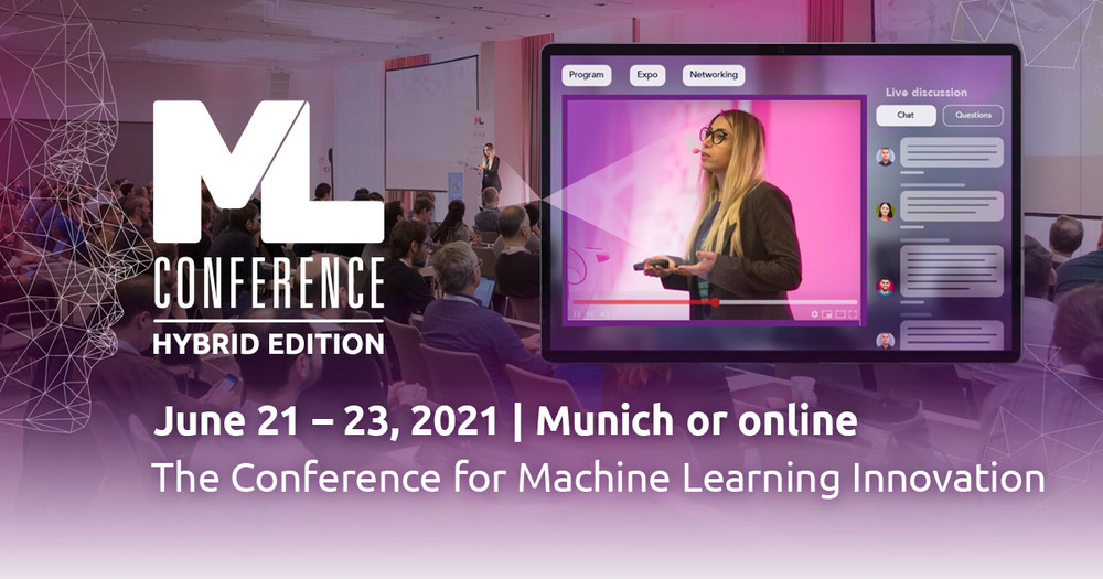 Machine Learning Conference 2021