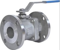 Micro Stainless Steel Ball Valve Flanges End