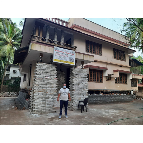 Multistorey House Lifting Services