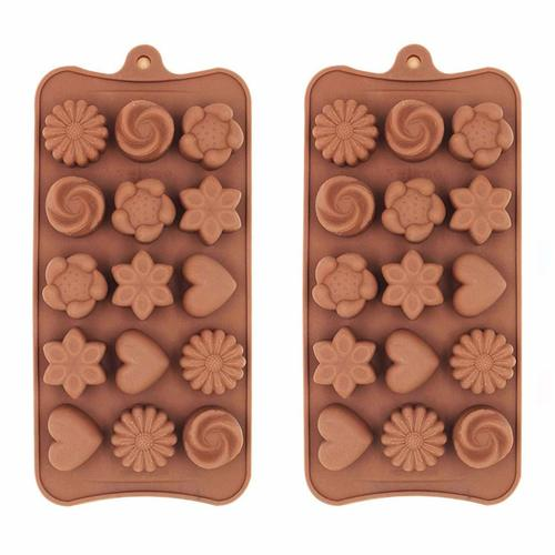Chocolate Mould (Silicon, Mix Design)