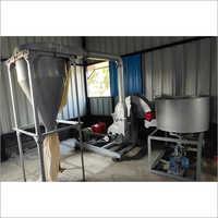 Automatic Suction Pulverizer
