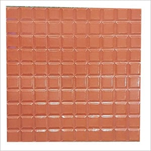 Chequered Parking Tile