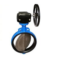 ISI Marked Butterfly Valve