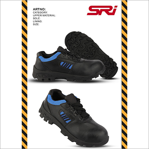 Industrial PVC Safety Shoes