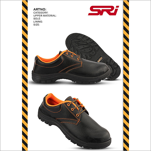 PVC Resin Safety Shoes