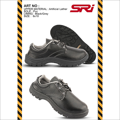 Comfortable PVC Resin Safety Shoes
